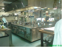 Paul Foster 2006 WD-50 Kitchen